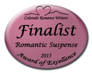 Finalist Medallion Romantic Suspense