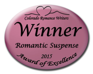 Winner Medallion - Romantic Suspense